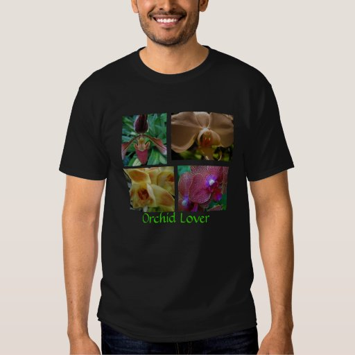 Orchid Lover T-shirt