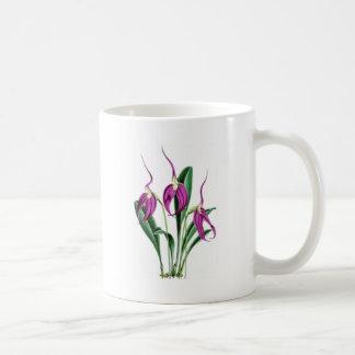 Orchid Masdevallia Harryana Classic White Coffee Mug