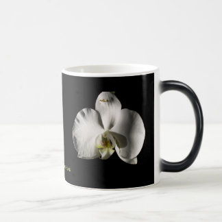 ORCHID MORPHING COFFEE & COCOA MUG