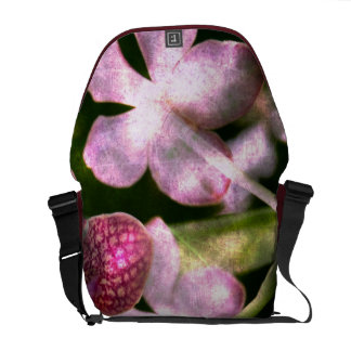Orchid Mystery Courier Bags