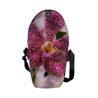Orchid Mystery mini messenger bag