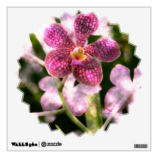 Orchid Mystery Wall Decal