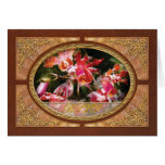 Orchid - Oncidium Orchid - Eye Candy Greeting Cards