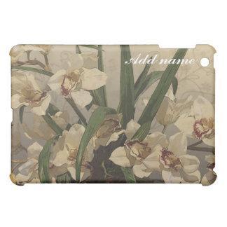 Orchid Painting iPad Mini Cases