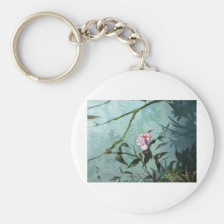 Orchid Painting- Keychains