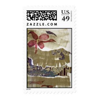 Orchid Petals Stamp