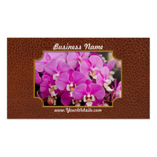 Orchid -  Phalaenopsis - Tickled pink Business Card
