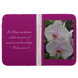 Orchid - Pink Blossom (Colossians 2:3) Kindle Case