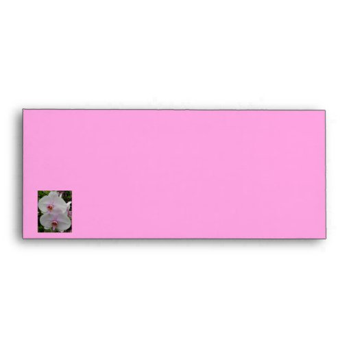Orchid - Pink Blossom (Colossians 2:3) Envelopes