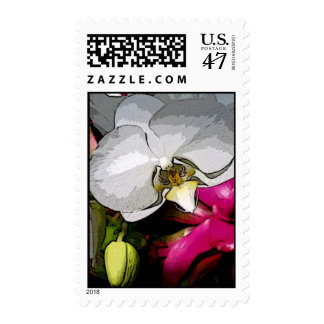 orchid postage