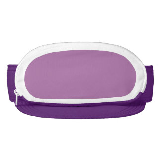 Orchid Purple template to personalize Customize Visor