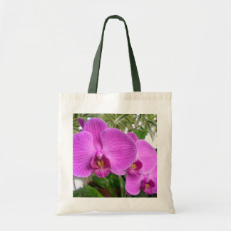 Orchid Purple Tote Bag