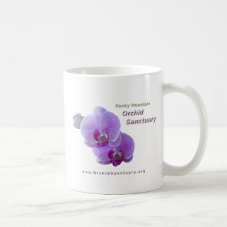 Orchid Sanctuary 11 oz. Mug