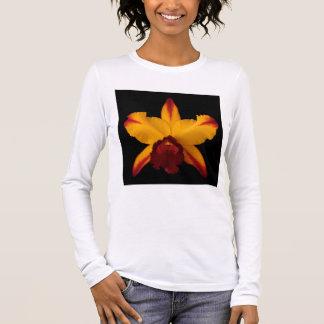 Orchid Shirt- Long Sleeve Long Sleeve T-Shirt