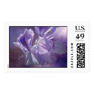 Orchid Sky Art Postage