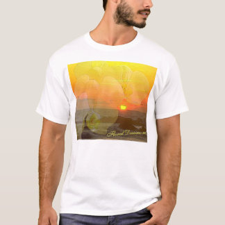 Orchid Sunset T-Shirt