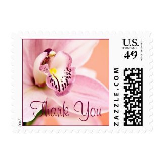 Orchid • Thank You Stamp