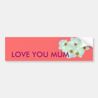 Orchid The MUSEUM Zazzle Gifts Zurich 2000 Bumper Stickers