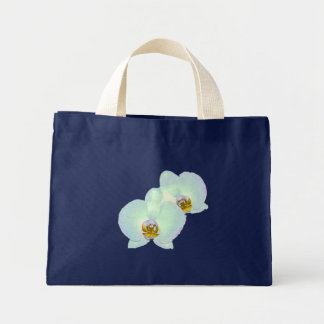Orchid The MUSEUM Zazzle Gifts Zurich 2000 Mini Tote Bag