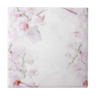 Orchid tile