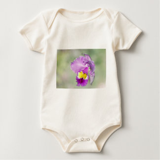 Orchid touched by God Baby Bodysuit