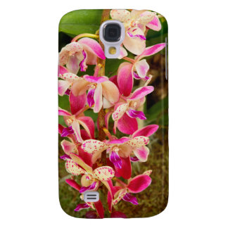 Orchid - Tropical delight Galaxy S4 Cases