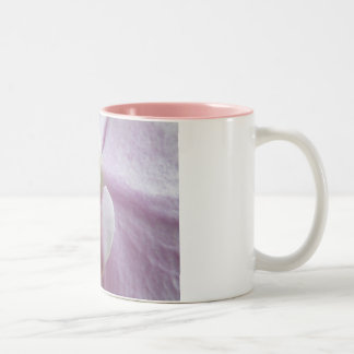 Orchid Two-Tone Coffee Mug