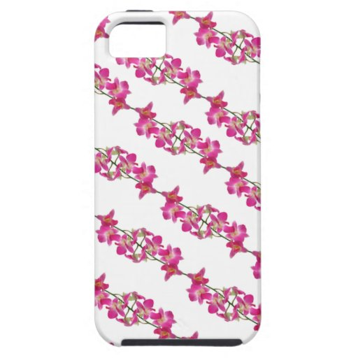 Orchid Vines iPhone 5 Cases