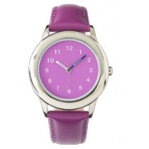 Orchid Wristwatch