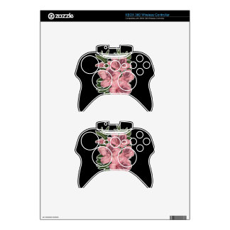 Orchid Xbox 360 Controller Decal