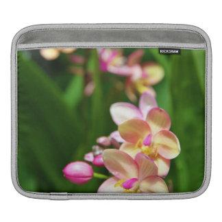 Orchidaceae iPad Sleeve (or for macbook air)