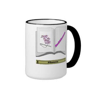 orchidee taza de café