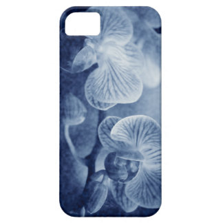 Orchidées Cyanotype de l'affaire 2 de Coque-Compag iPhone SE/5/5s Case