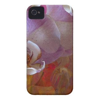 Orchidelia Gorgeous Orchids Abstract iPhone 4 Case