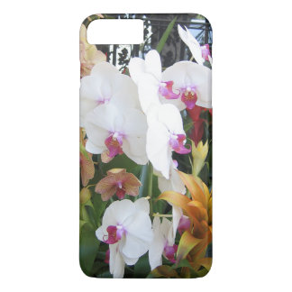 Orchids and Iron iPhone 7 Plus Case