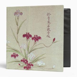 Orchids Binder