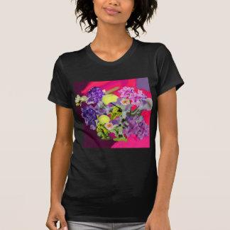 Orchids bouquet with tennis balls T-Shirt