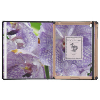 Orchids Cover For iPad