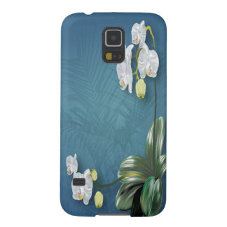 Orchids & Ferns Galaxy S5 Cases