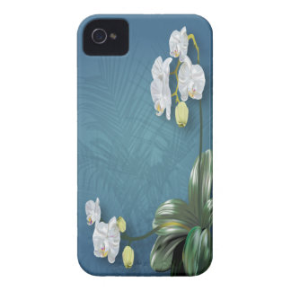 Orchids & Ferns iPhone 4 Case-Mate Cases