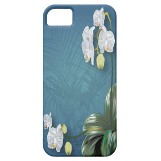Orchids & Ferns iPhone 5 Cover