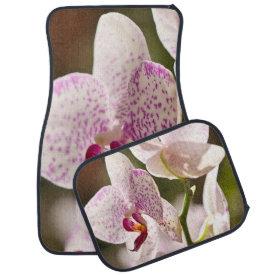 Orchids Floor Mat
