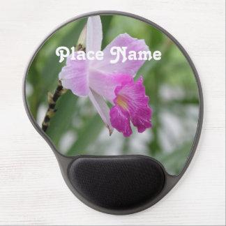Orchids Gel Mouse Pad