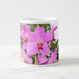 Orchids Giant Coffee Mug