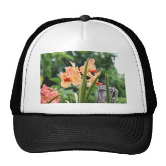 Orchids Trucker Hat