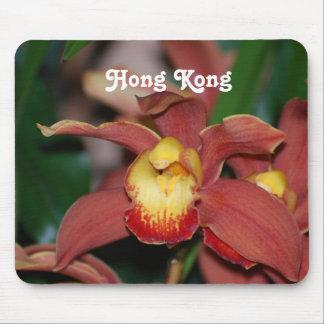 Orchids in Hong Kong Mousepad
