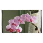 Orchids iPad Folio Cases