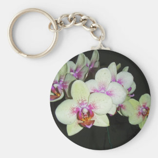 orchids key chains