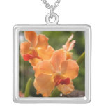 Orchids Custom Necklace