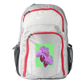 Orchids Nike Backpack